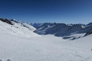 Skitour Bergrettung Pitztal